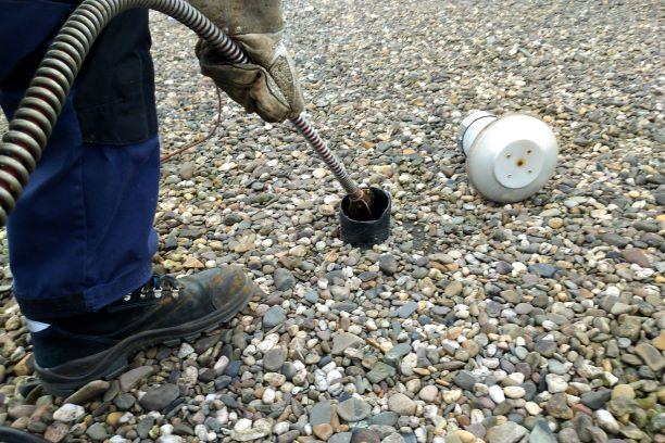 Fallrohr Reinigung HECA Rohrreinigung Marl