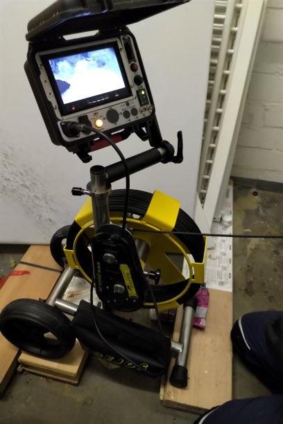 Kamera Rohrreinigung TV Ortung HECA Rohrreinigung Marl 3 2.0